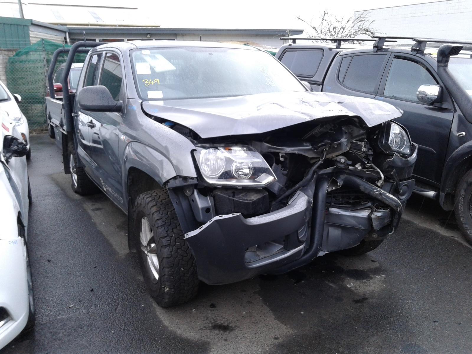 View Auto part Steering Box/Rack Volkswagen Amarok 2015